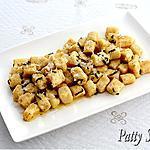 recette Gnocchi de Ricotta, Beurre et Sauge Facile