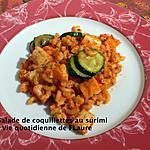 recette Salade De Coquillettes Au Surimi