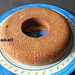 recette Gâteau neige aux blancs d'œufs
