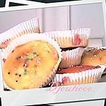 recette cupcakes Fraise-Ricotta