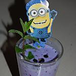 recette Smoothie Minion du blog cccuisine.over-blog.com