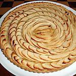 recette tarte aux pommes toute simple