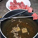 recette Bouillon pour Fondue Bourguignone