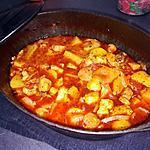 recette Sauté de porc a la provençal au faitout