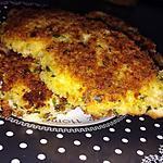recette Filets d'escolar panés au parmesan