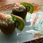 recette kiwi-surimi-crevettes