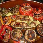 recette Farcis méditerranéen