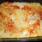 recette Gratin d asperges sauce mornay
