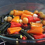 recette Minis légumes rôtis au four