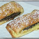 recette Brioche suisse au nutella