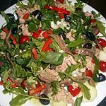 recette Salade d été en provence