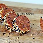 recette Barre amande cranberries et goji, vegan