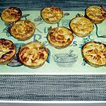 recette muffins au thon et olives noires