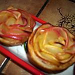 recette tartelettes boutons de roses