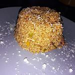 recette Quinoa a la tomate, poivrons et dinde