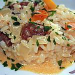 recette risotto d'orient