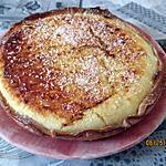 recette Tarte au flan de coco avec ou sans gluten