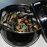 recette Moules marinières sans vin blanc