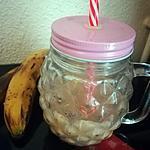 recette Smoothie banane brugnon pomme