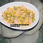 recette Salade de thon au mais