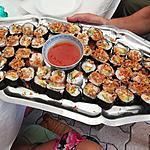 recette Sushis maison