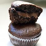 recette muffin choco au coeur fondant