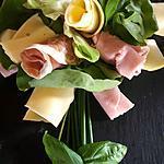 recette Le bouquet à croquer de steph !