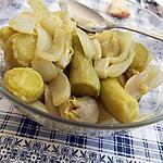 recette Salade de courgettes et fenouils