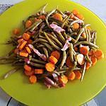 recette Poêlée d'haricots verts