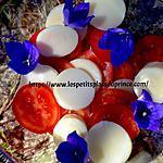 recette Salade Bleu Blanc Rouge