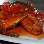 recette Filets de poulet sauce du sud