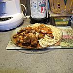 recette Coeur de veau aux morilles et aux cépes façon bourguignon