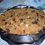 recette Pudding raisin pomme