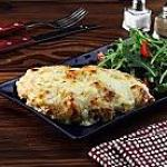 recette Escalopes de poulet panées en béchamel