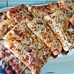 recette Pizzas familiale maison