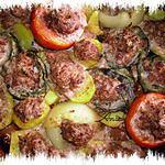 recette farçis de petits légumes