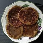 recette Pancakes moelleux à l'avoine