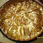 recette Tarte Normande de Mamie