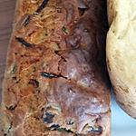 recette Cake champignons lardons gruyère