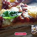 recette Pizza jambon tomate
