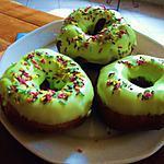 recette doonuts (arôme citron vert)