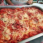 recette Lasagne sauce All'Arrabbiata
