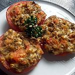recette Tomate provencale à ma façon