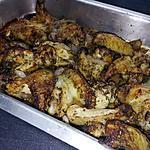 recette Ailes de poulet ZA'ATAR