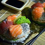 recette Sushi Donut