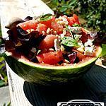 recette Salade de pastèque et féta