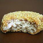 recette Bouchées croustillantes au thon