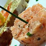 recette Tarte de saumon