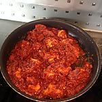 recette Cocotte de poulet au chorizo et lardons