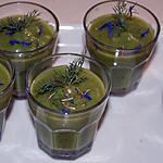 recette Soupe froide du blog cccuisine.over-blog.com